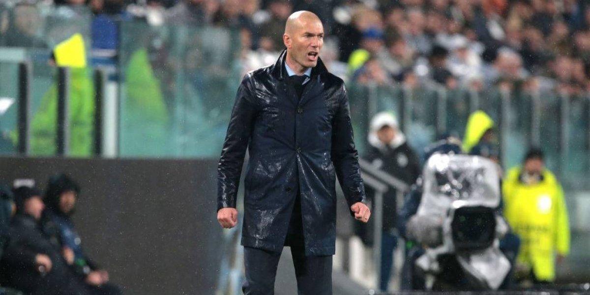 """Zidane rendido a Cristiano: """"Es uno de los mejores goles de la historia del fútbol"""""""