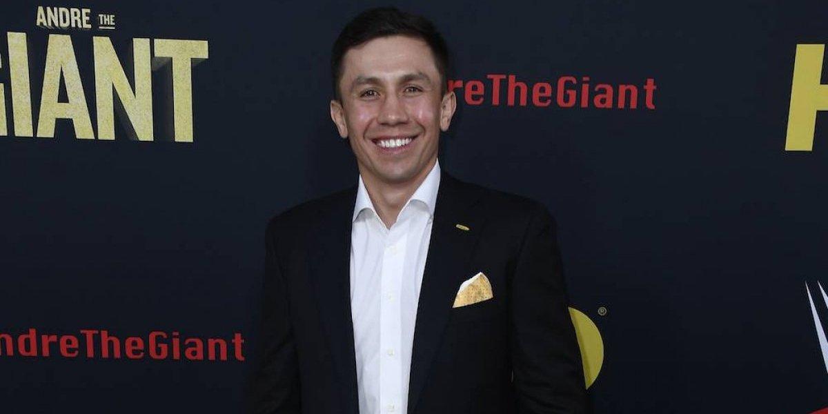 Ante declinación del 'Canelo', Golovkin anuncia que sí peleará el 5 de mayo