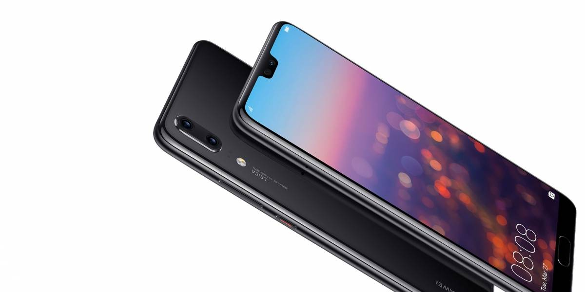 El Huawei P20 y P20 Lite ya tienen precio en Chile