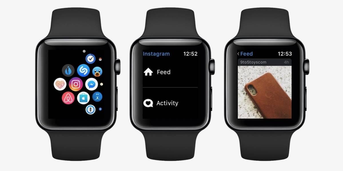 Instagram desaparece y abandona su aplicación para Apple Watch
