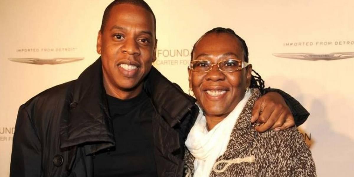 Jay Z lloró de alegría cuando su mamá le confesó que era lesbiana