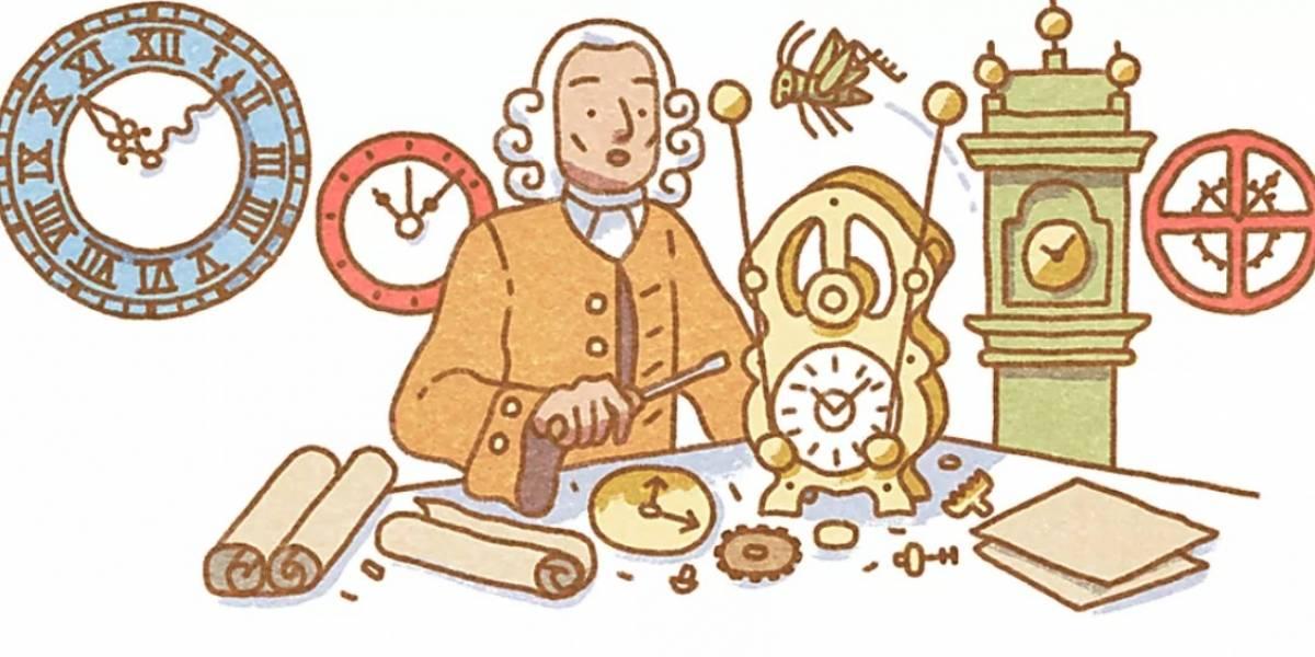 ¿Quién fue John Harrison y por qué Google celebra su cumpleaños?