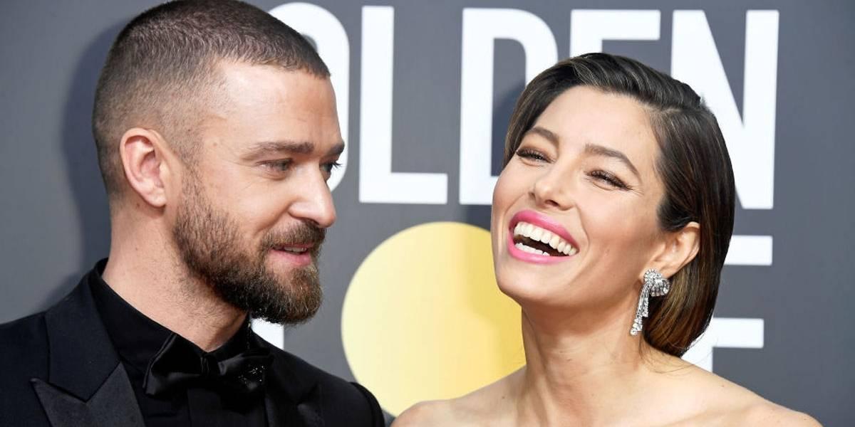 Jessica Biel diz que 'enlouqueceu' Justin Timberlake após precisar trocar parto natural por cesárea