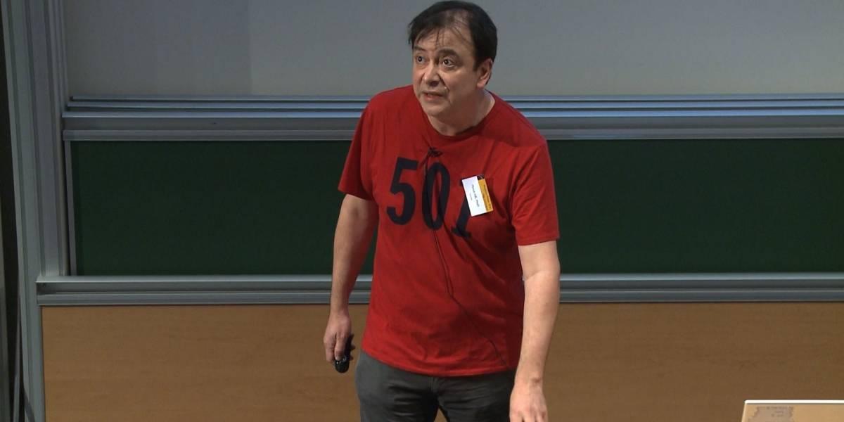 Matemático chileno recibe importante premio científico de la Royal Society