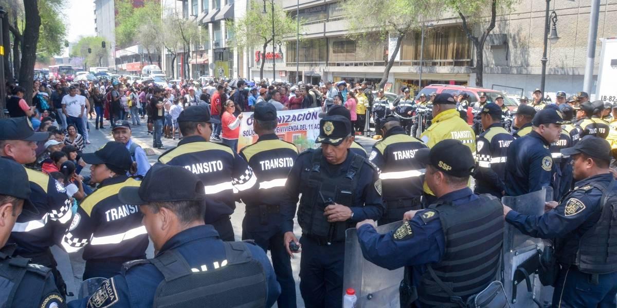 Alerta por posible caída de granizo en 11 delegaciones de la CDMX