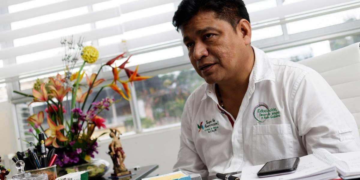"""""""Nadie mejor para entender a las víctimas que yo, que también fui damnificado"""": Alcalde de Mocoa"""