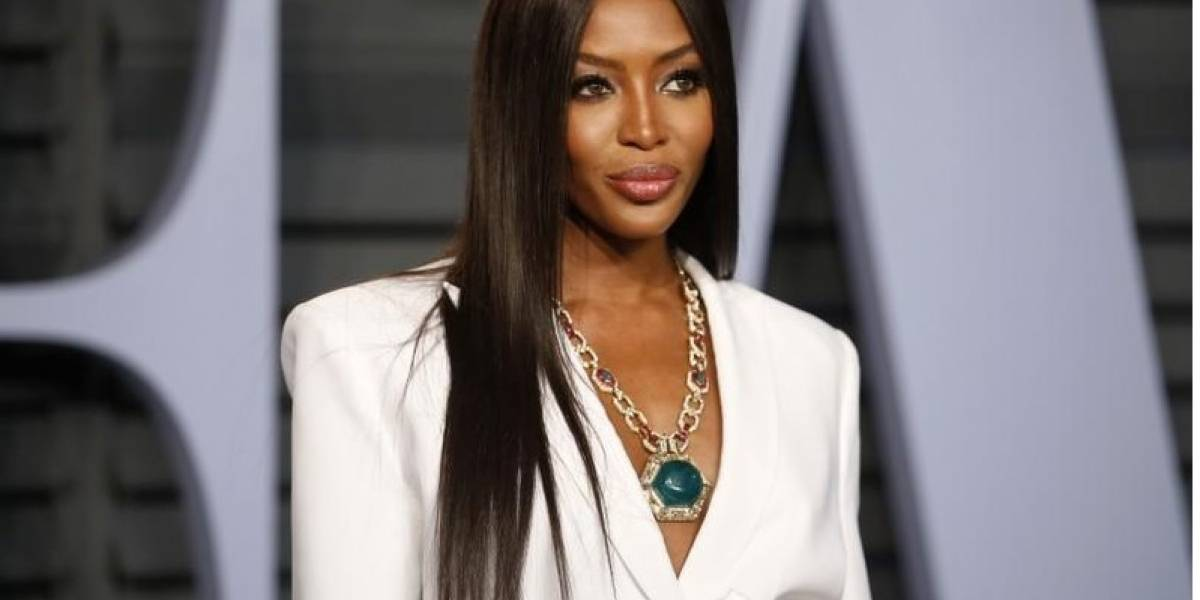 Modelo Naomi Campbell pede que revista Vogue lance edição africana