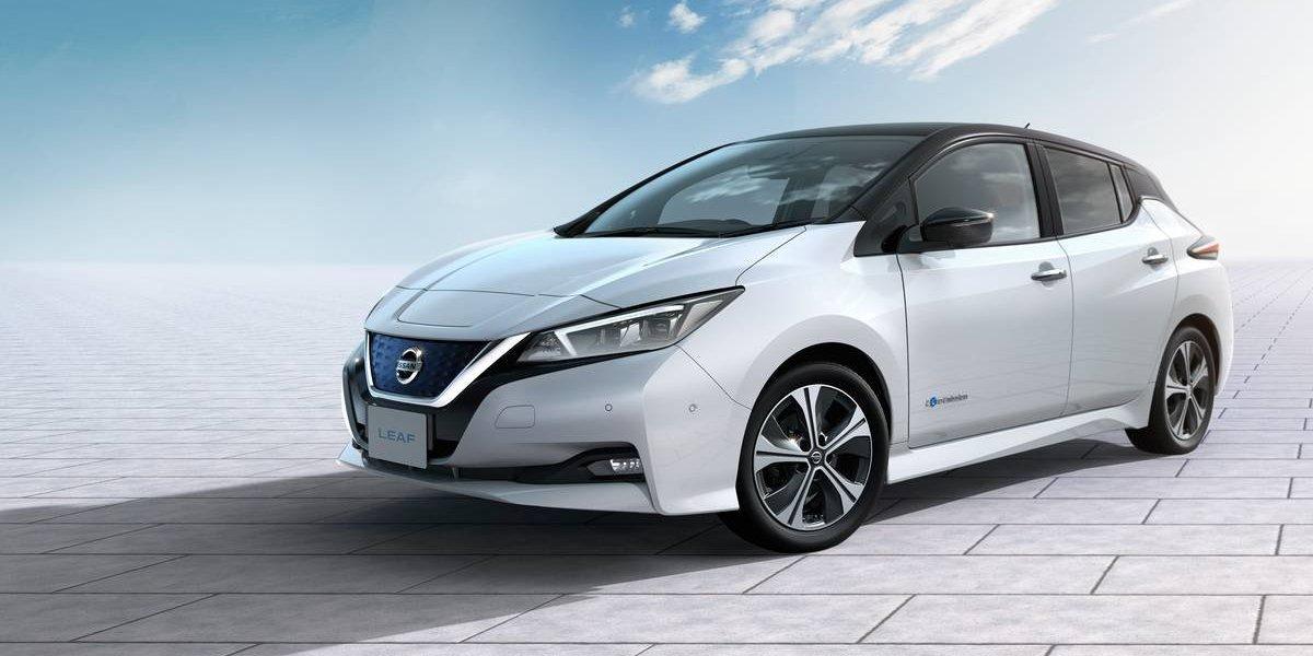 Nissan destaca sus diversas tecnologías de movilidad