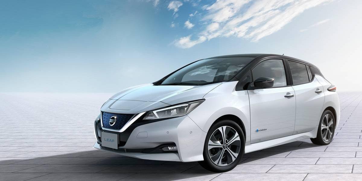 El vehículo 100% eléctrico Nissan LEAF llegará a Puerto Rico