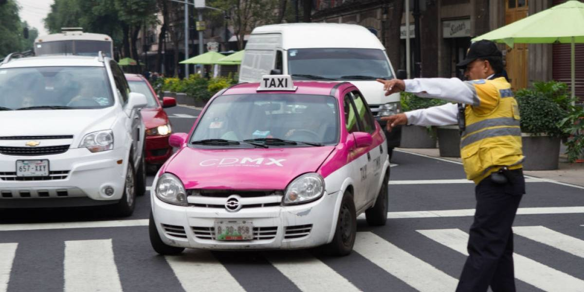 Taxistas van en contra de tabletas electrónicas