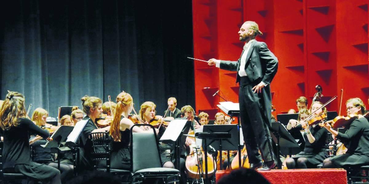 Orquesta de la Universidad de Hamburgo ofreció conciertos en RD