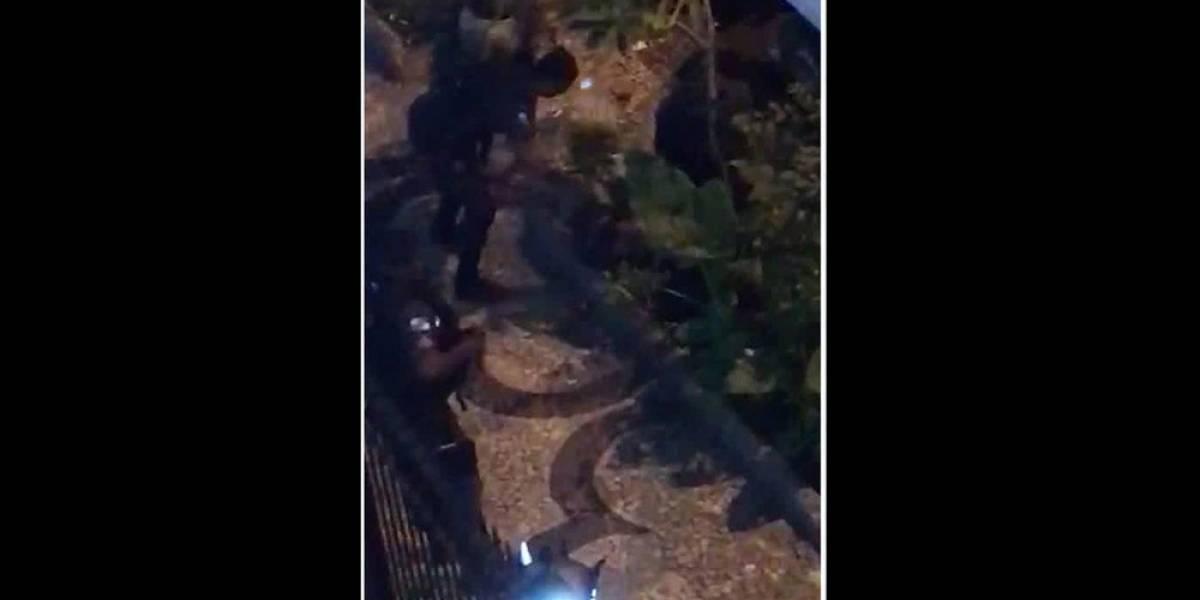 PM investiga policiais que deram choques em morador de rua no Rio