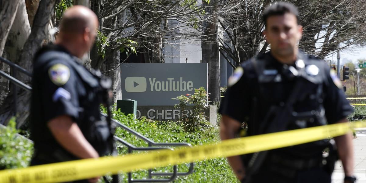 Mulher que abriu fogo no YouTube teria cometido suicídio
