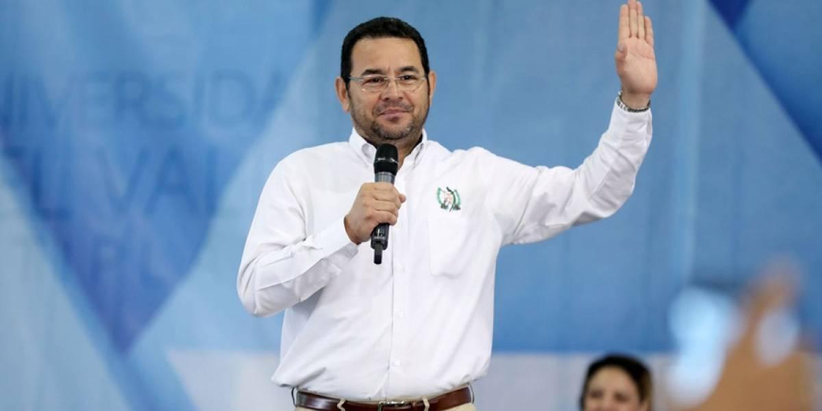 """Presidente Morales es cuestionado y """"abucheado"""" por el estado de las carreteras"""