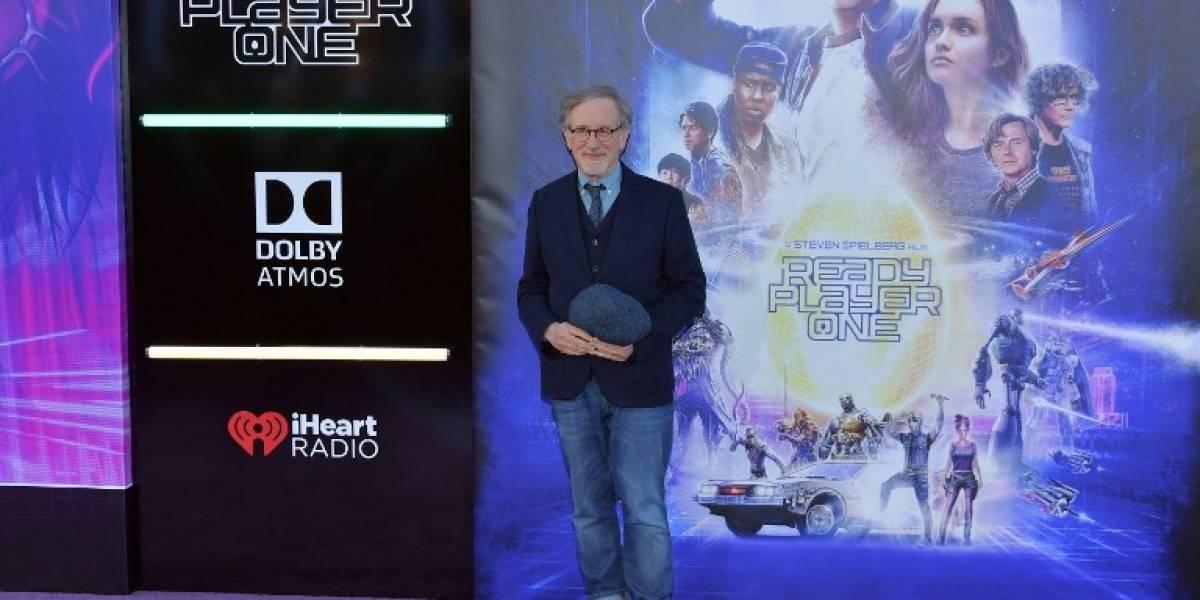 """Steven Spielberg, en el tope con """"Ready Player One"""""""