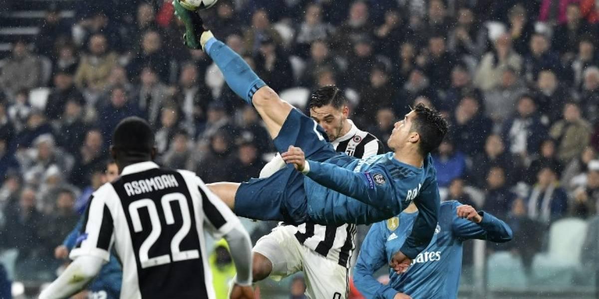 "Una ""obra maestra"" de Cristiano acerca al Madrid a semis de Champions"