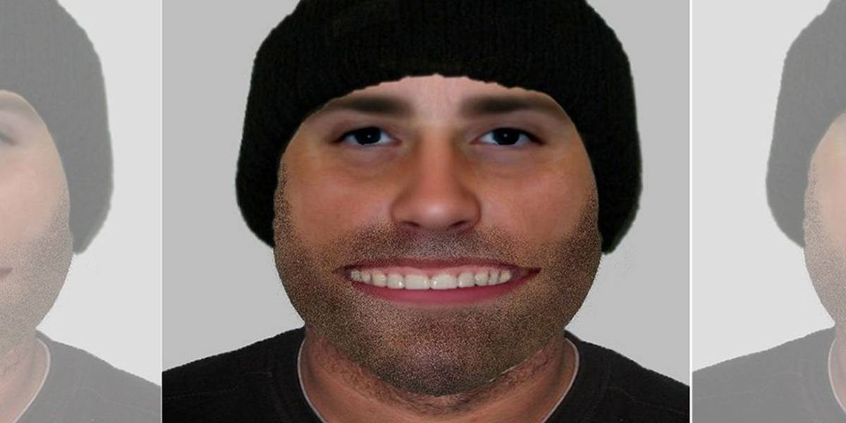 Retrato falado de suspeito com 'boca grande' gera piada na web