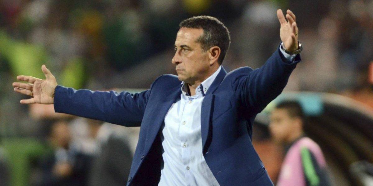 """DT de Delfín en la previa del duelo ante Colo Colo: """"Estamos un peldaño más abajo que el resto"""""""
