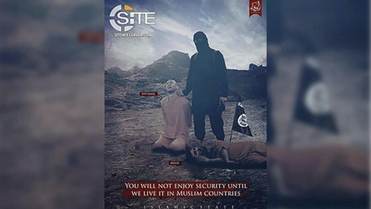 Terrorismo Isis