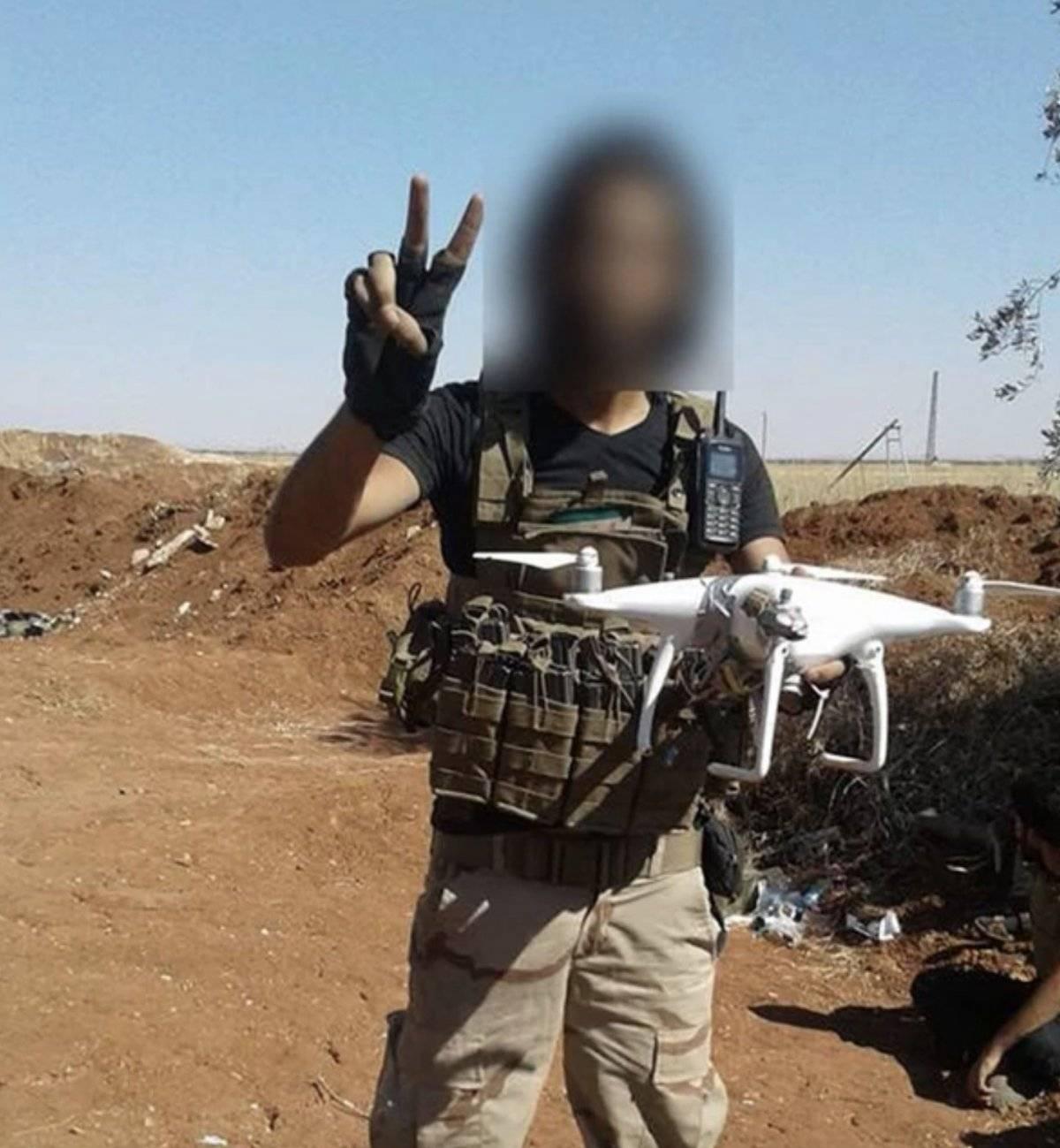 Terrorista de Isis