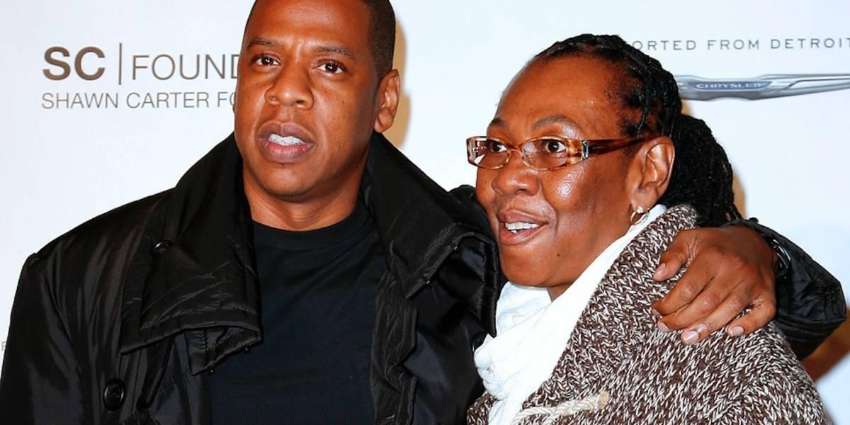 Jay Z habla del momento en que su madre le confesó que era lesbiana