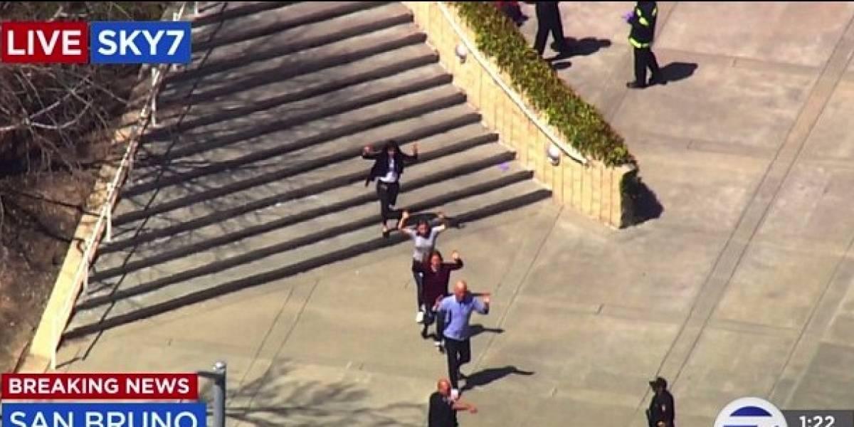 Policía informa muerte de mujer responsable de tiroteo en oficinas de YouTube en California