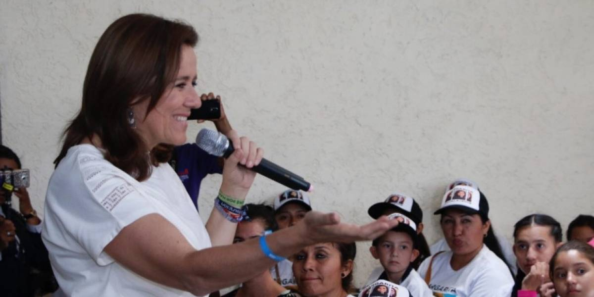 Profesionalizar y duplicar Policía Federal, propone Margarita Zavala