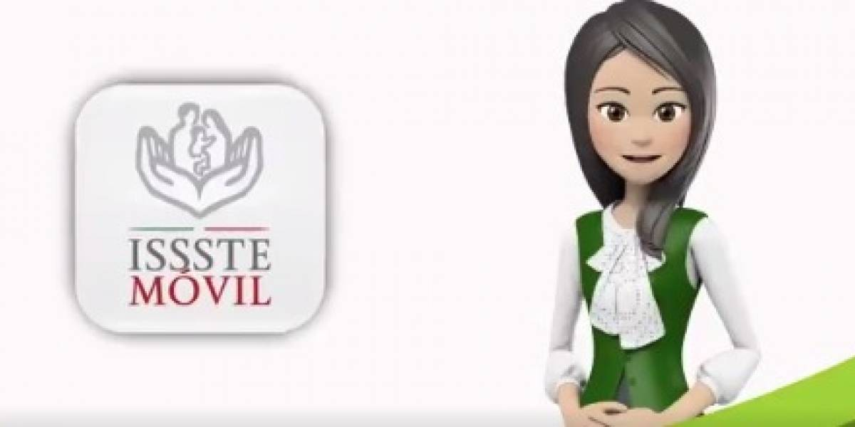 App del ISSSTE busca mejorar servicio y acercarse a la ciudadanía