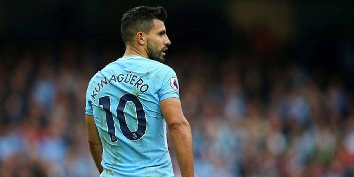 Sergio Agüero no jugará ante Liverpool en Champions League por lesión