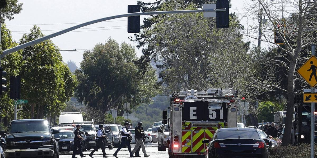 Policía responde a tiroteo en sede de YouTube en California