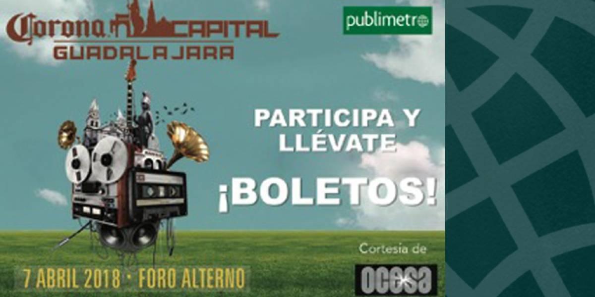 Guadalajara ¡Gana! pases