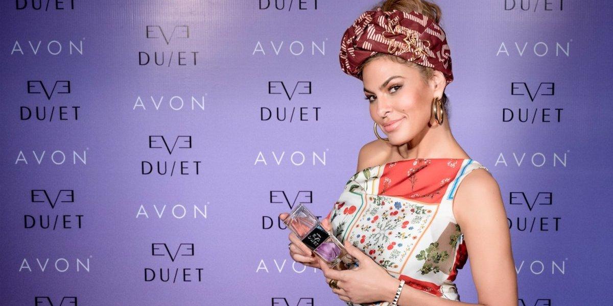 Eva Mendes se convierte en la embajadora de Eve Duet