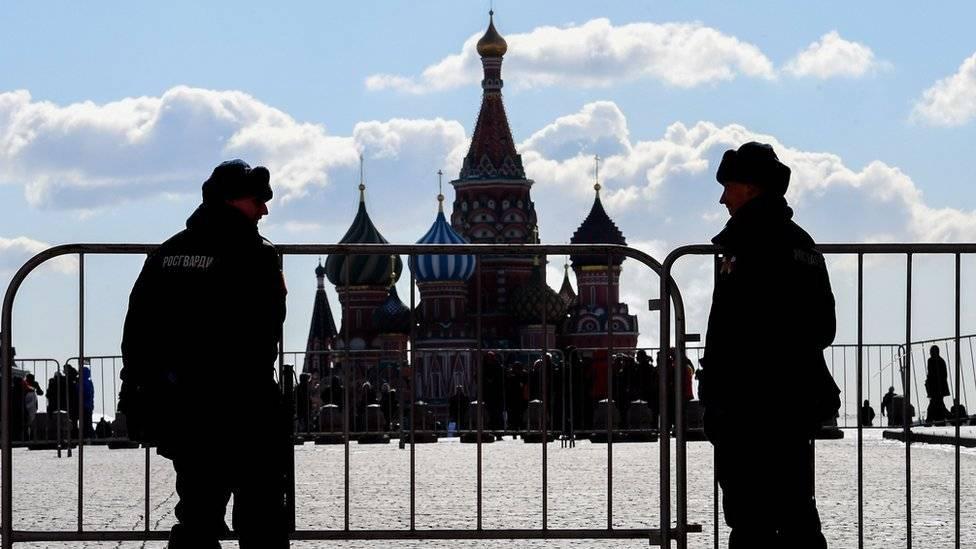 EUA anunciam sanções econômicas a oligarcas e funcionários russos