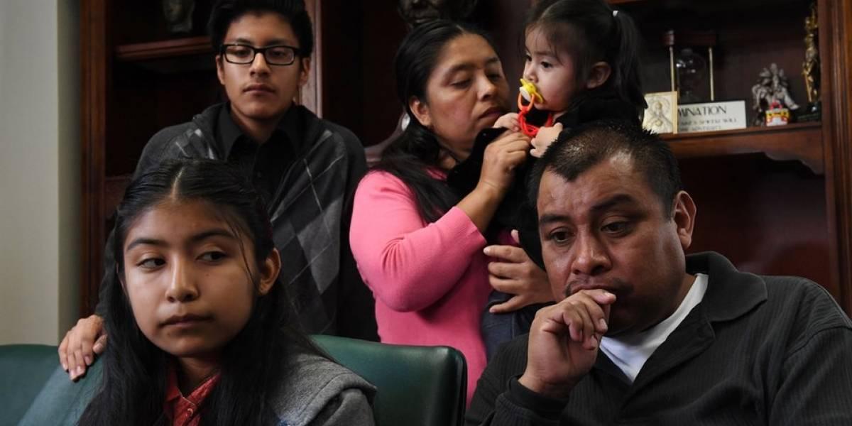 Departamento de Seguridad Nacional pide a Pentágono 12 mil camas para familias migrantes