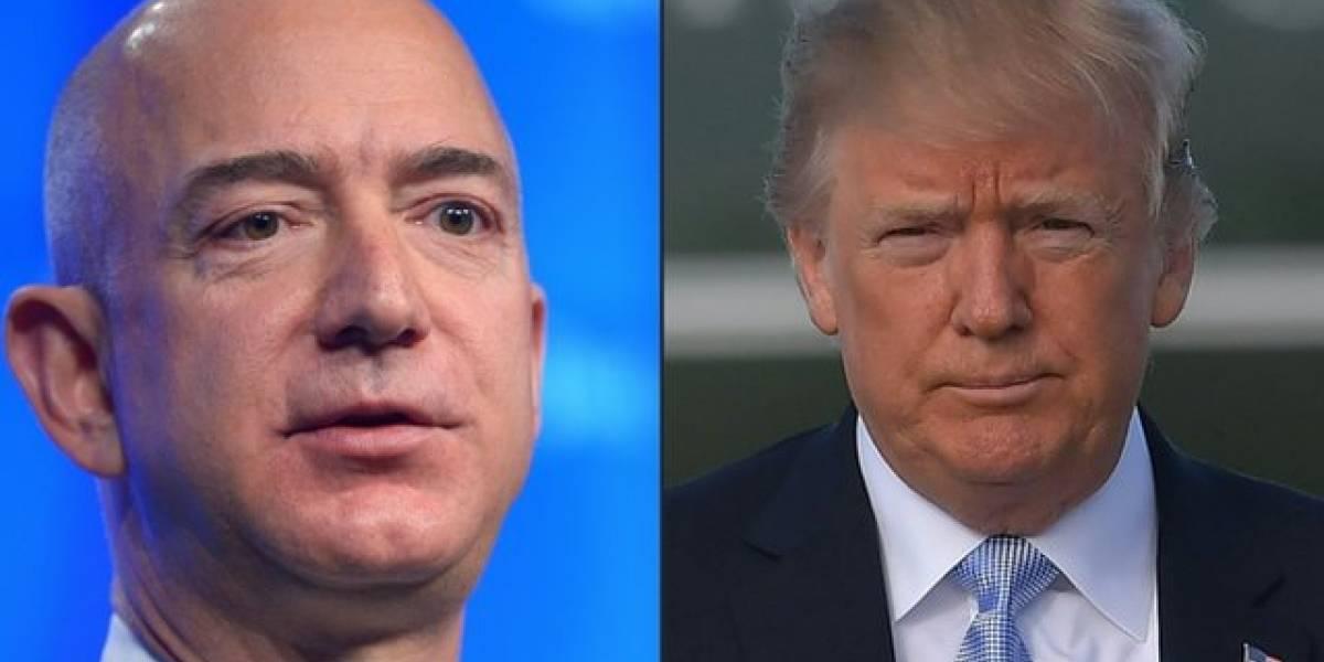 """Trump ataca Amazon: questão de arrecadação ou """"vingança"""" política?"""