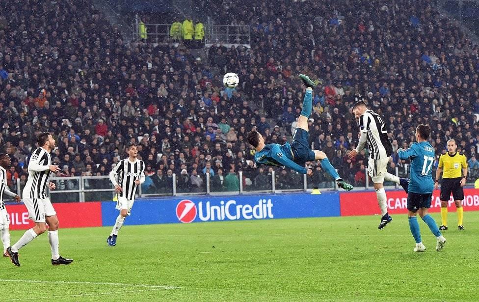 La otra espectacular 'chalaca' de Cristiano Ronaldo que increíblemente la anularon — Abusivo