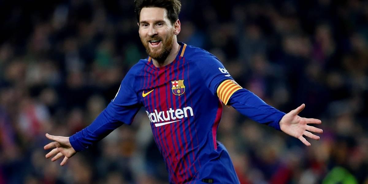 AS Roma, ¿la próxima víctima de Messi?