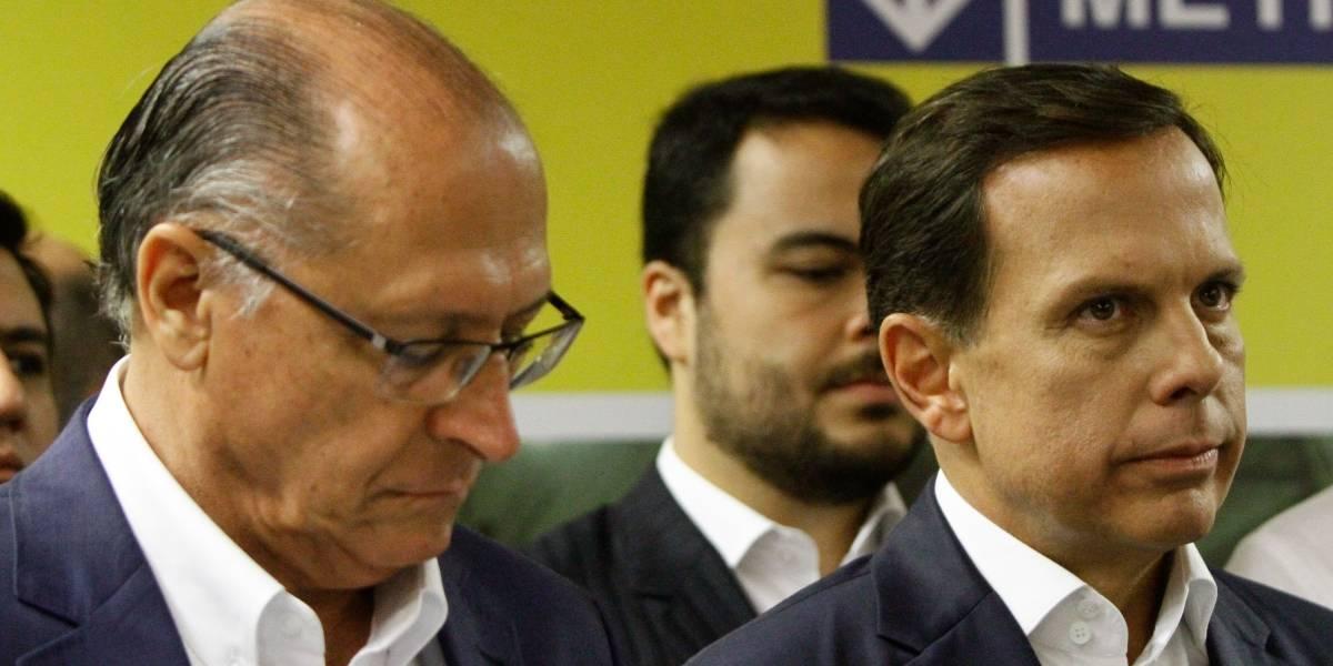 Alckmin defende lei e Doria diz que 'nação do bem' quer prisão de Lula