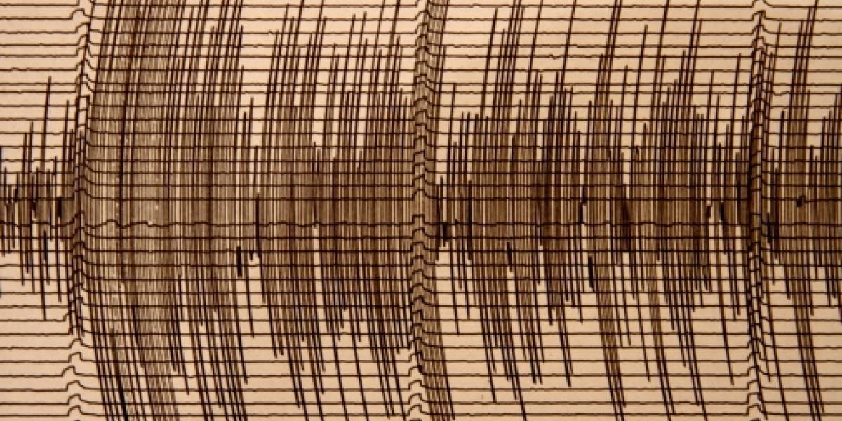 Registran sismo de magnitud 3,6 en Pillaro, Tungurahua