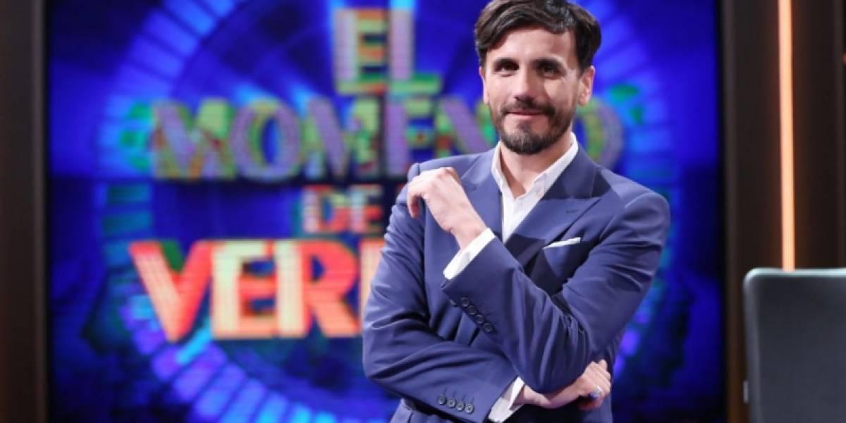 Sergio Lagos regresa a la pantalla de Canal 13 con nuevo programa