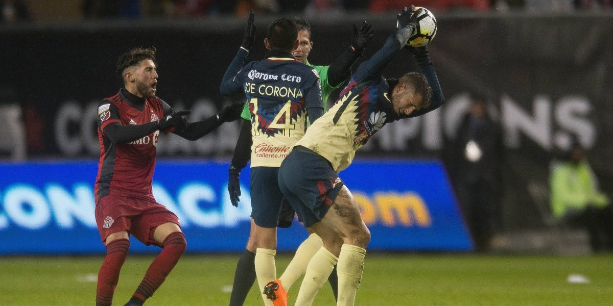 Toronto FC desmiente a Miguel Herrera y acusa al América de agredir a sus jugadores