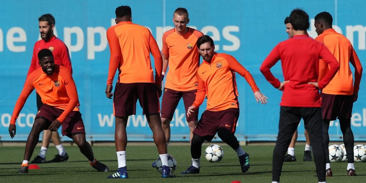 'Se jogarmos o que sabemos, vamos longe', diz Messi
