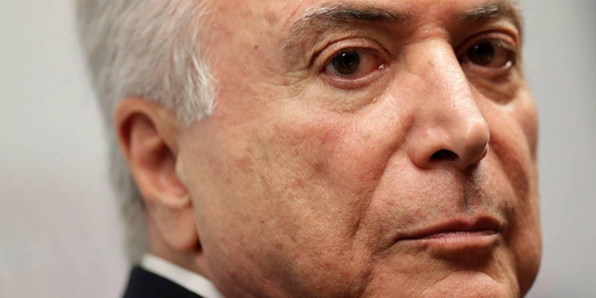 Temer ainda estuda nome para a presidência da Petrobras