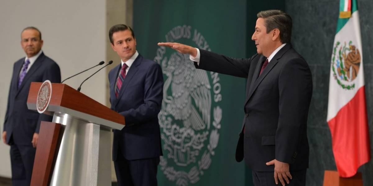 Peña Nieto designa a Baltazar Hinojosa como nuevo titular de Sagarpa
