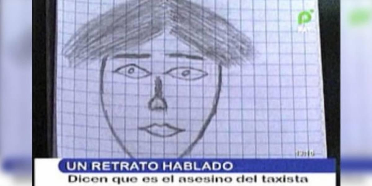 """Policía inglesa homenajea al """"retrato hablado"""" boliviano publicando singular imagen de sospechoso de robo en Twitter: solo recibieron memes"""