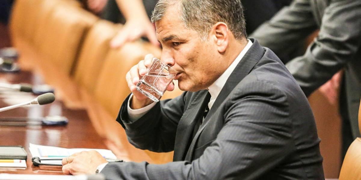 CPCCS ordena investigar obras y medidas del gobierno de Rafael Correa