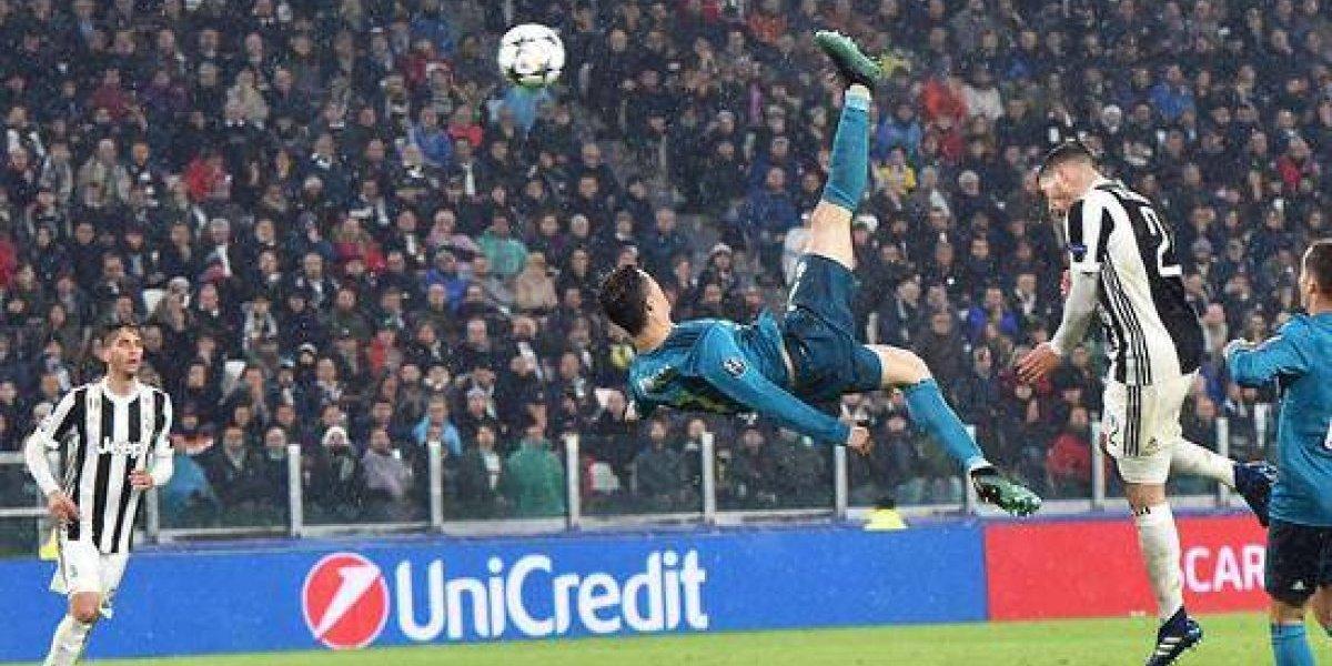 Cristiano Ronaldo: 'sin duda mi mejor gol'