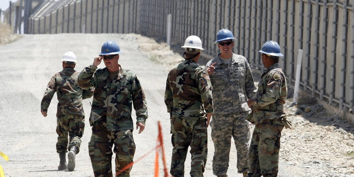 """Trump promete """"medidas enérgicas"""" contra la inmigración"""