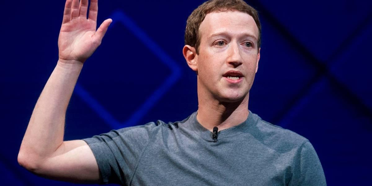 Zuckerberg declarará ante comisión del Congreso de EU el 11 de abril