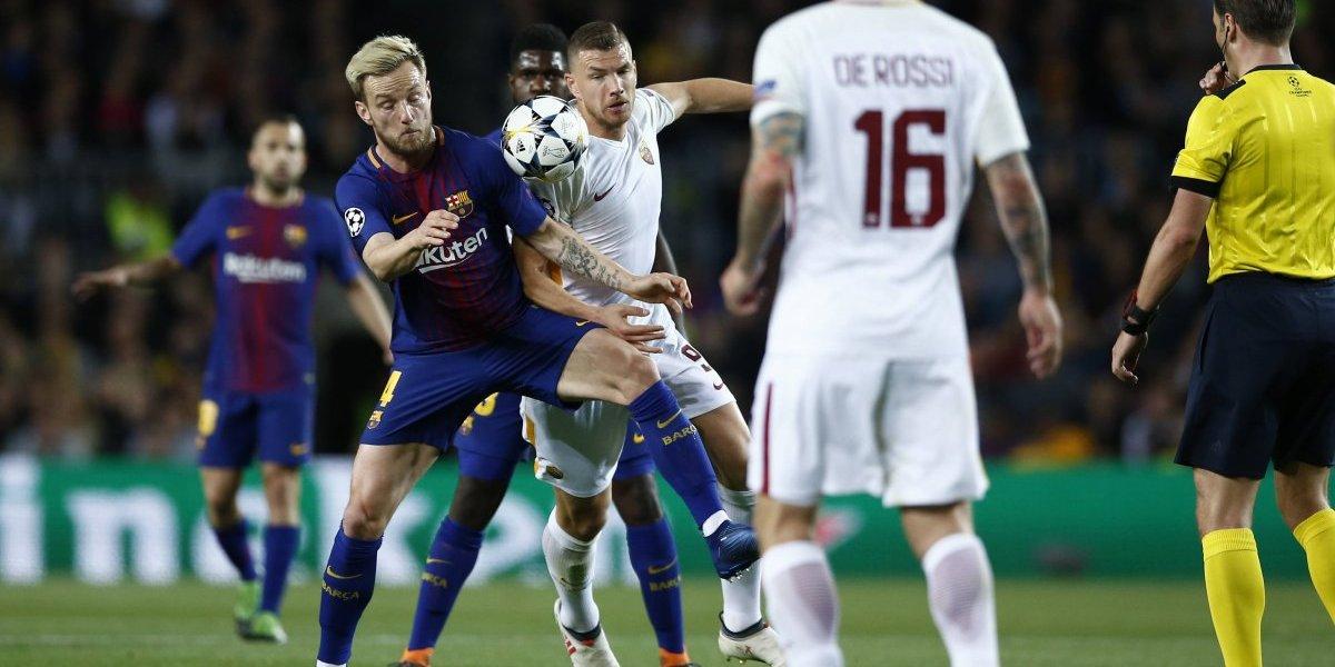 Así vivimos la goleada del Barcelona sobre Roma en la Champions League